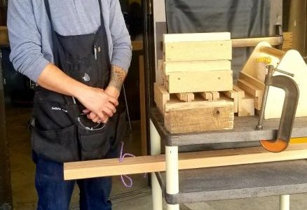 Handcrafted barricade devices ensure safety at GHS