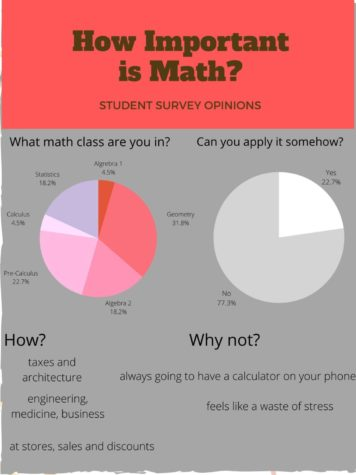 Math. How important Really is it?