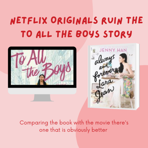 Another disappointing Netflix Original: To All the Boys 3: Always and Forever