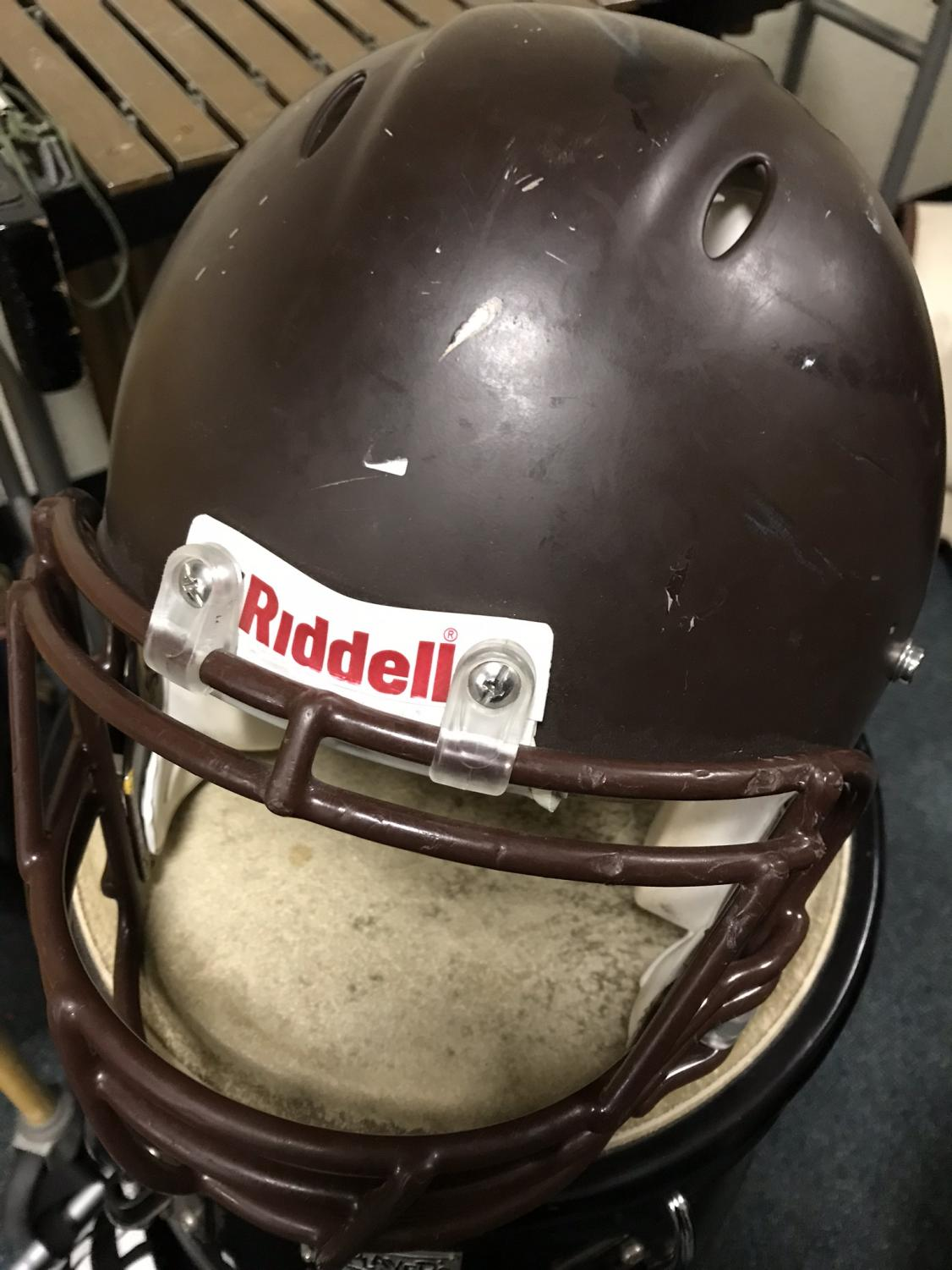 Are the helmets our football players wear actually safe?