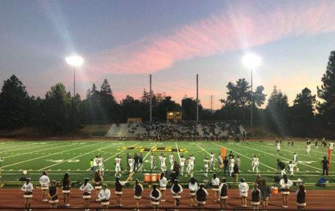 Gunderson High School Cheerleaders