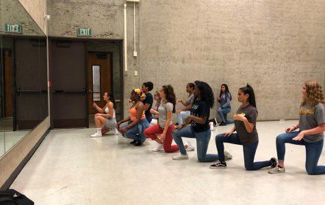 Gunderson's New Dance Team: Sights