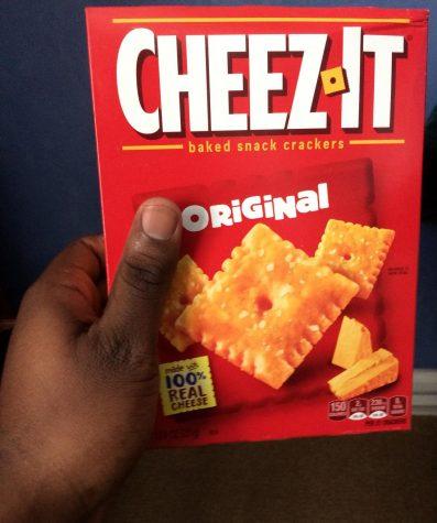 Cheez-Its vs. Goldfish