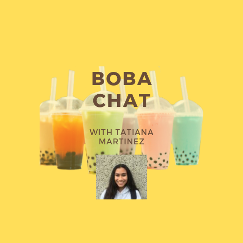 Boba Chat with Martha Campos
