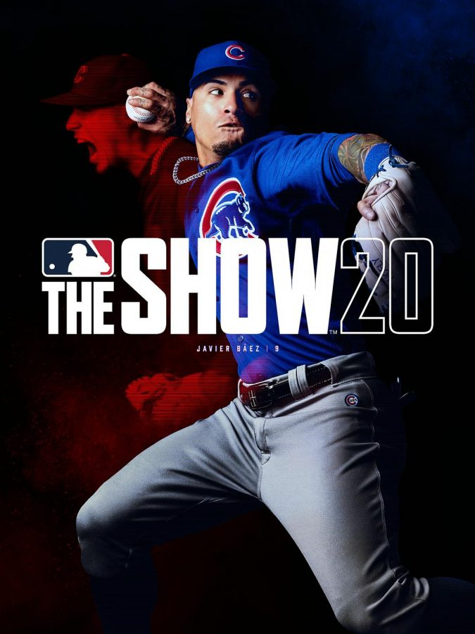 One of baseballs best, Javier Baez, on the cover of MLB the Show 20