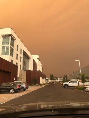 California fires: stop blaming 2020