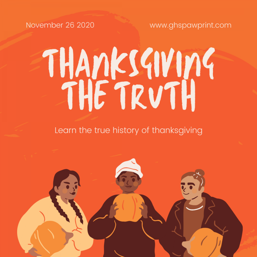 Thanksgiving - the truth